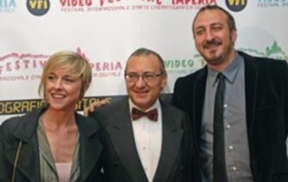 Nadia Toffa e Mauro Casciari